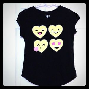 SO emoji shirt! (Pick 2 for $5)